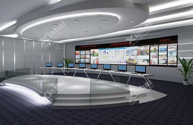 中央控制室大屏显示系统