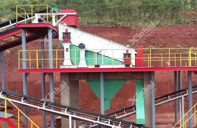 津巴布韦700tpd金矿项目