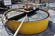 智利铜矿项目现场