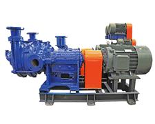 双级渣浆泵