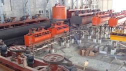 亚美尼亚1500tpd 浮选金矿选厂
