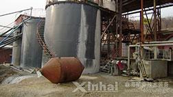 伊朗500d/t CIP金矿选厂