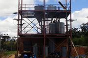 津巴布韦解析电解项目现场