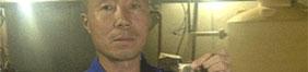 安装调试项目部的姜云杰部长
