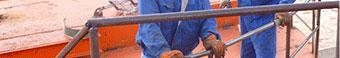 鑫海矿装的坦桑尼亚员工