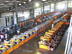 鑫海总包为某选厂设计的浮选车间
