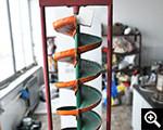 试验室用选矿试验设备螺旋溜槽