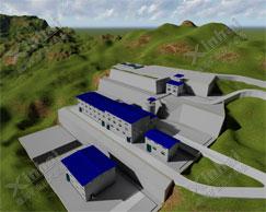 3D模拟选厂