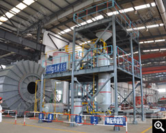 鑫海生产的解吸电解系统