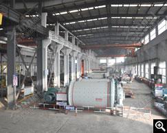 鑫海生产厂区