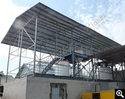 坦桑尼亚某金矿选厂购买两套解吸电解系统