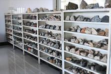 各种类型的矿石